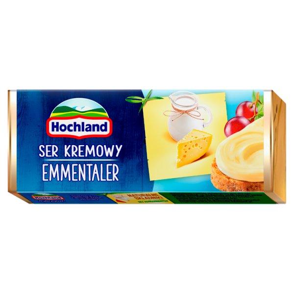 Hochland Ser kremowy Emmentaler 90 g
