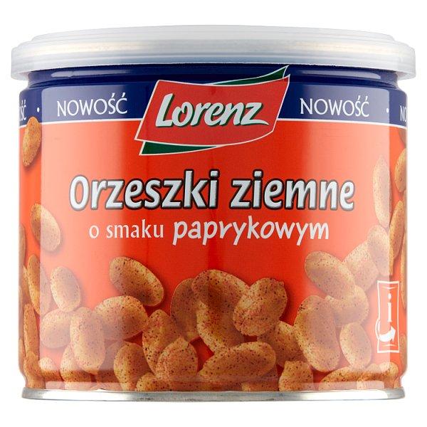 Lorenz Orzeszki ziemne o smaku paprykowym 130 g