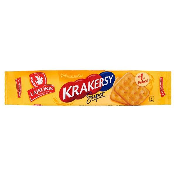 Lajkonik Krakersy Super 180 g