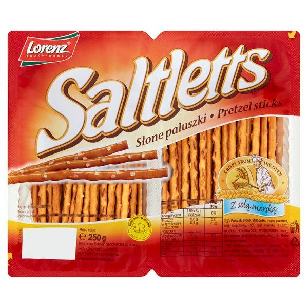 Saltletts Słone paluszki 250 g