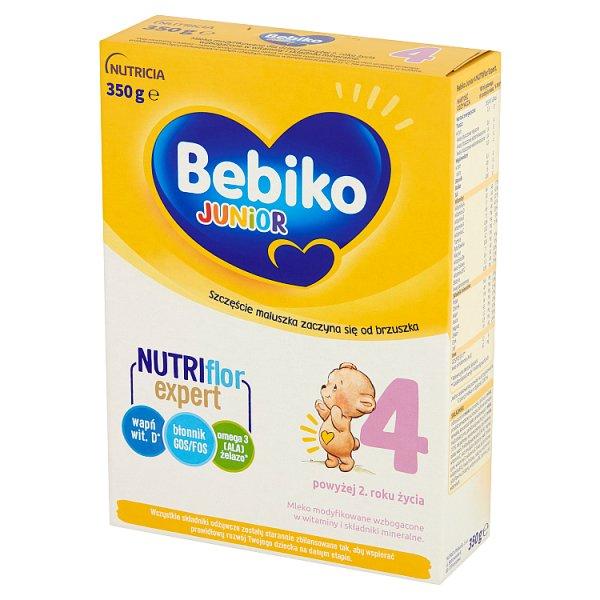 Bebiko Junior 4 Mleko modyfikowane dla dzieci powyżej 2. roku życia 350 g
