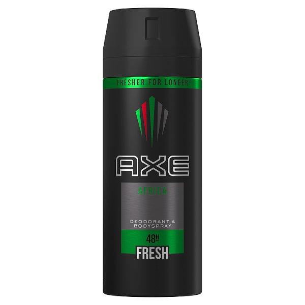 Axe Africa Dezodorant w aerozolu dla mężczyzn 150 ml