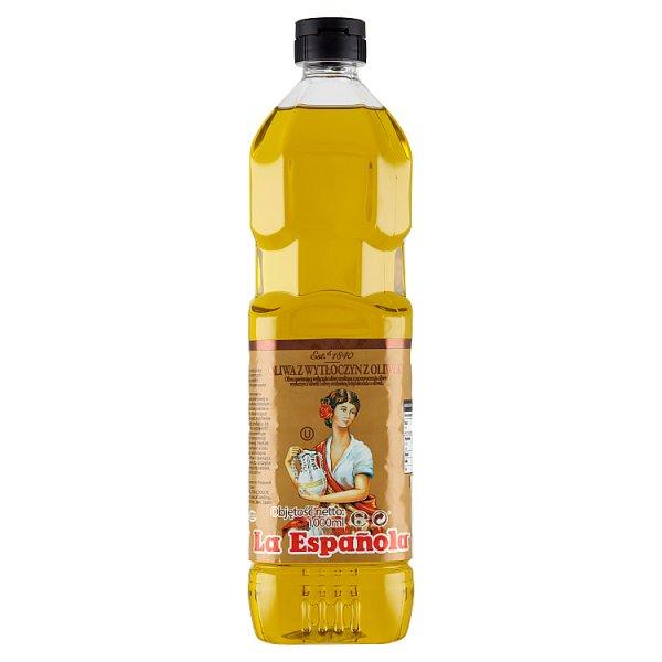 La Española Oliwa z wytłoczyn z oliwek 1000 ml