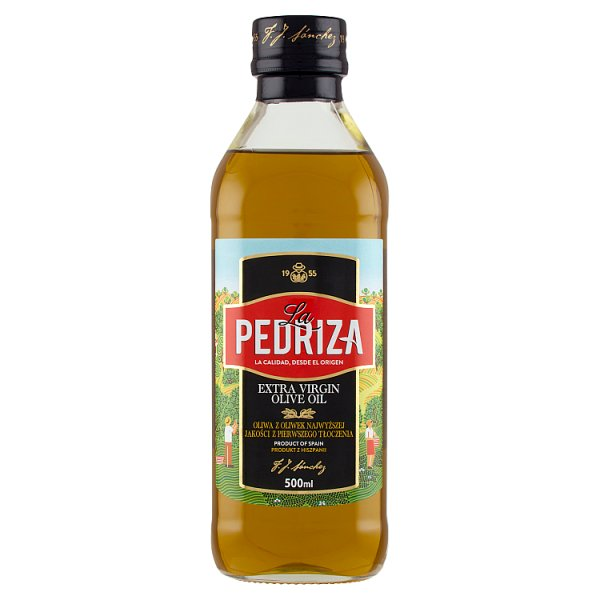 La Pedriza Oliwa z oliwek Extra Virgin 500 ml