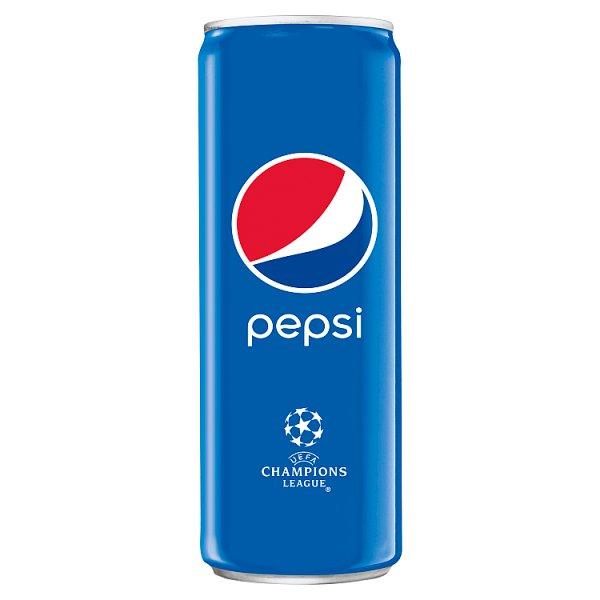 Pepsi Napój gazowany 330 ml