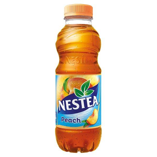 Nestea Napój herbaciany o smaku brzoskwiniowym 0,5 l