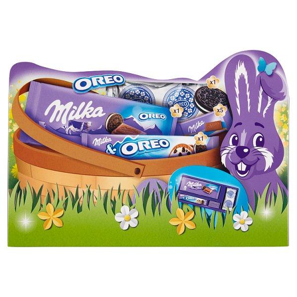 Milka Zestaw słodyczy Oreo 182 g