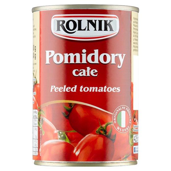 Rolnik Pomidory całe 400 g