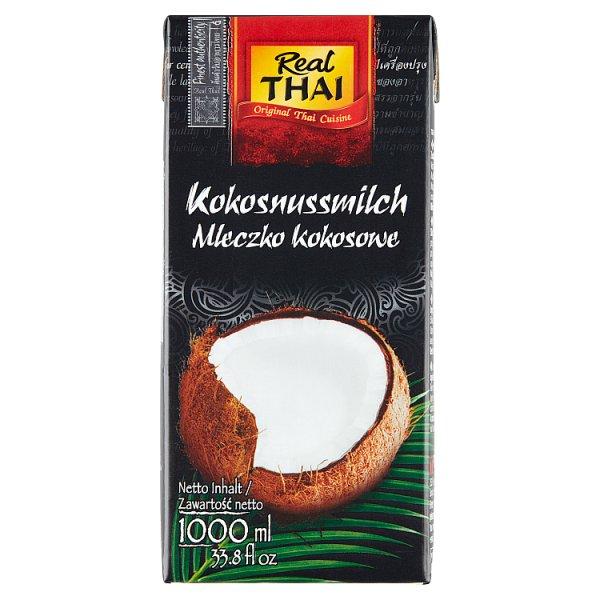 Real Thai Mleczko kokosowe 1000 ml