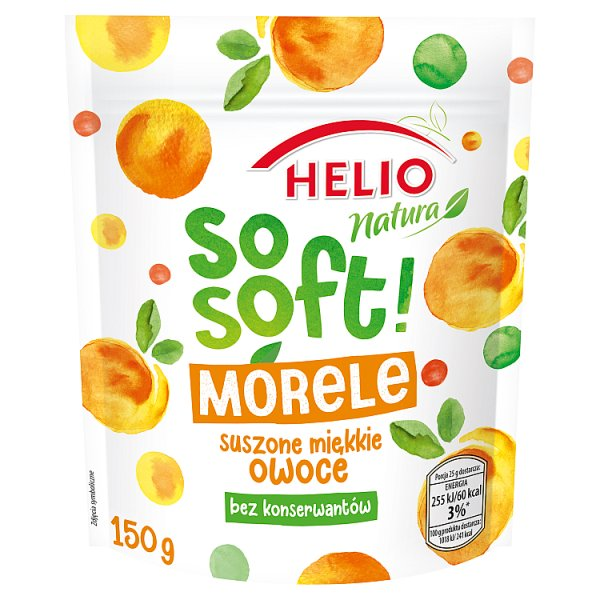 Helio Natura So Soft! Morele 150 g