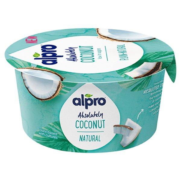 Alpro Jogurt kokosowy naturalny 120 g