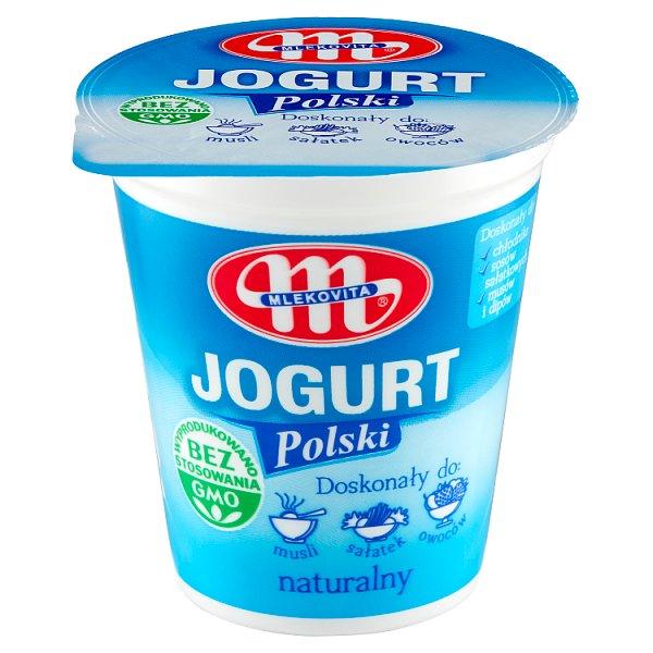 Mlekovita Jogurt Polski naturalny 150 g