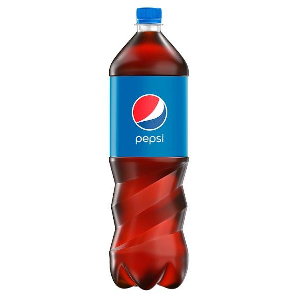 Pepsi Napój gazowany 1,5 l