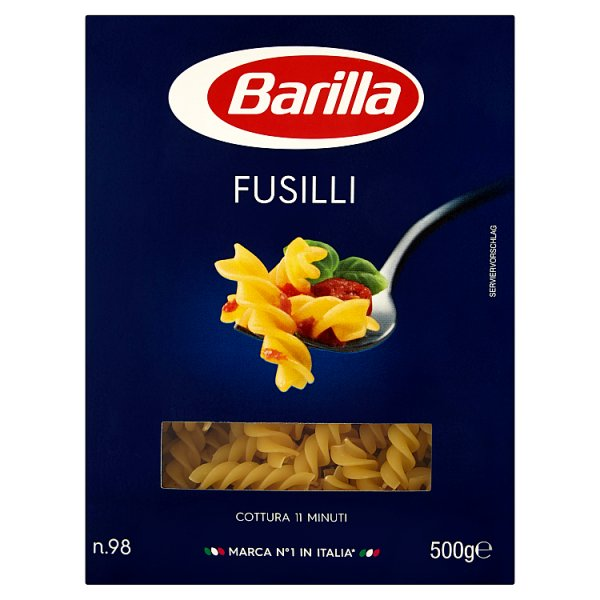 Barilla Makaron Fusilli 500 g