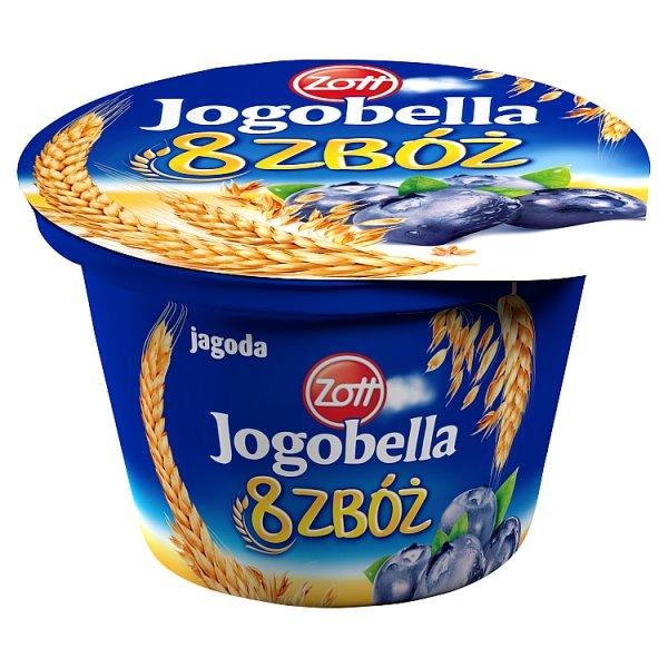 Zott Jogobella 8 Zbóż Jogurt owocowy Classic 200 g