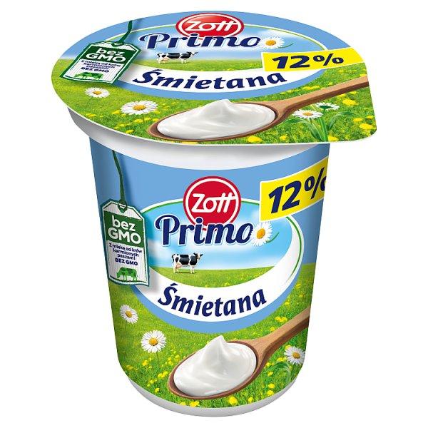Zott Primo Śmietana 12% 330 g