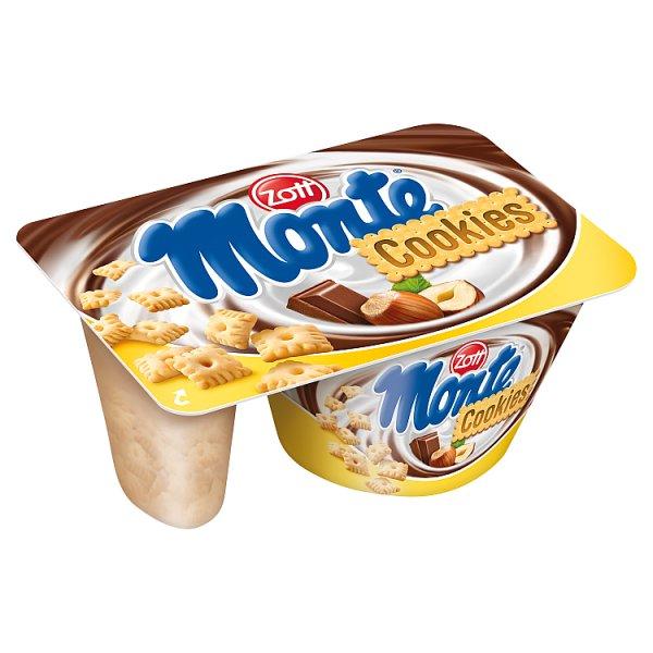 Zott Monte Deser Crunchy/Cookies 125 g