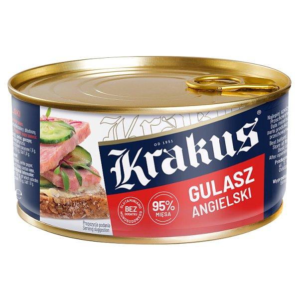 Krakus Gulasz angielski 300 g