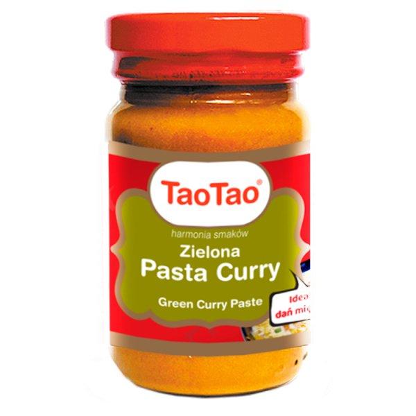 Tao Tao Zielona pasta curry 115 g