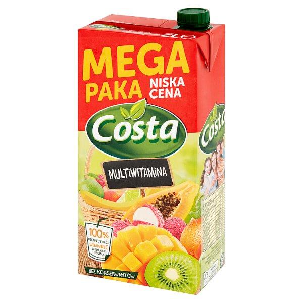 Costa Napój multiwitamina 2 l