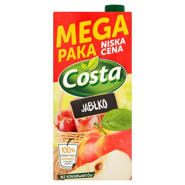 Costa Napój jabłko 2 l