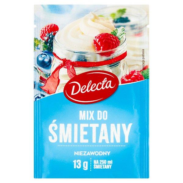Delecta Mix do śmietany 13 g