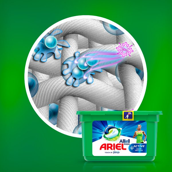 Ariel Allin1 Pods +Active Odor Defense Kapsułki do prania, 31prań