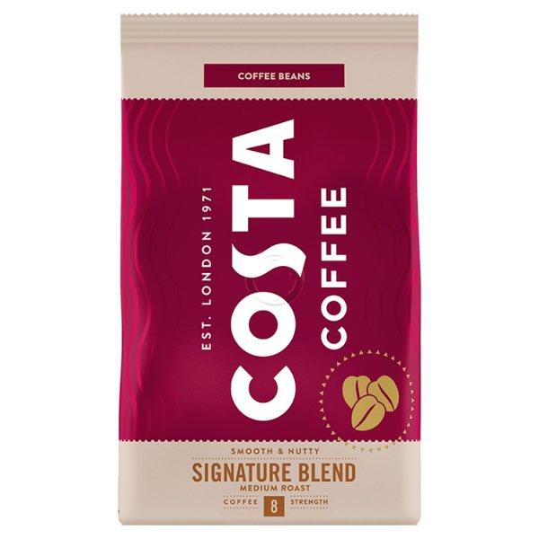 Costa Coffee Signature Blend Medium Roast Kawa palona ziarnista 500 g