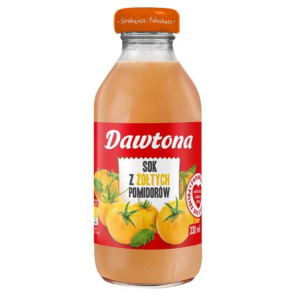 Dawtona Sok z żółtych pomidorów 330 ml
