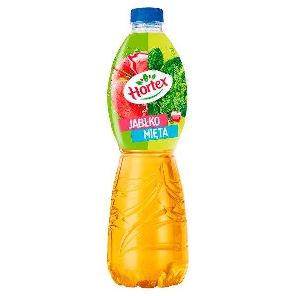 Hortex Napój jabłko mięta 1,75 l