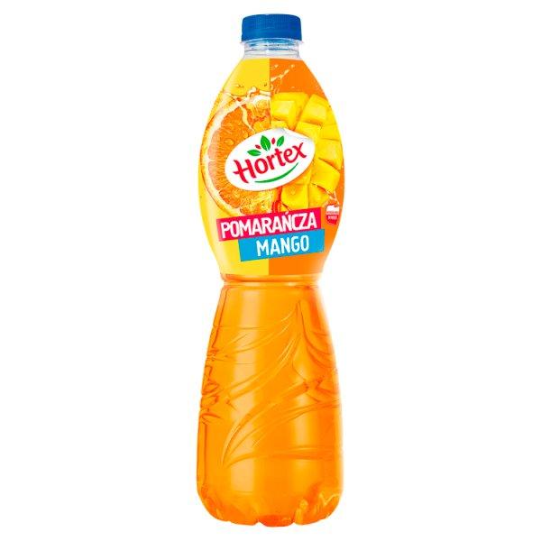 Hortex Napój pomarańcza mango 1,75 l
