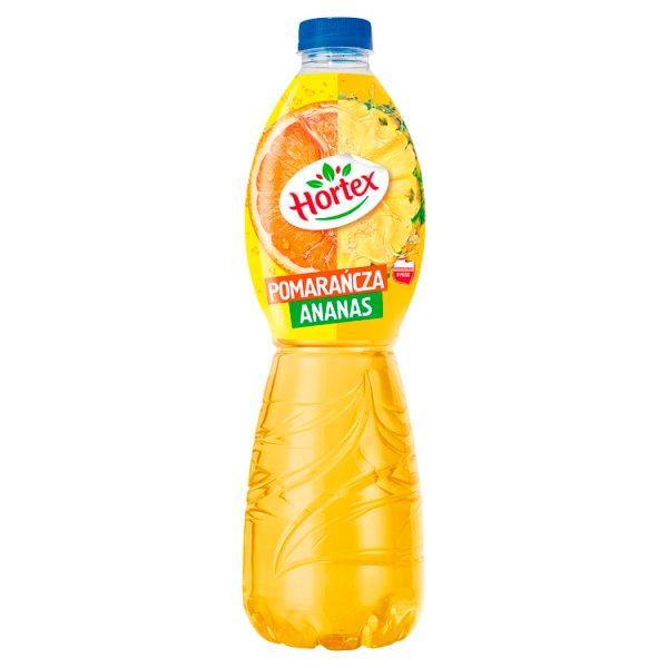 Hortex Napój pomarańcza ananas 1,75 l