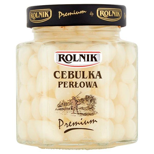 Rolnik Premium Cebulka perłowa 295 g