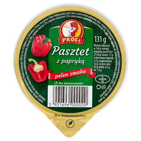 Profi Pasztet z papryką 131 g
