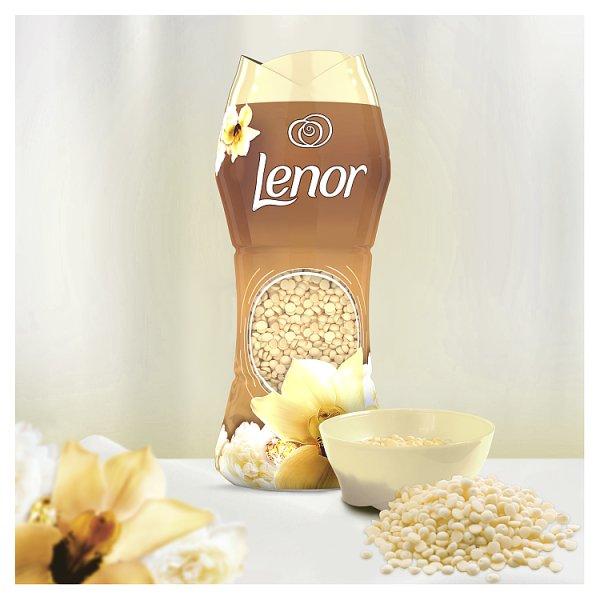 Lenor Gold Orchid Perełki zapachowe 140g