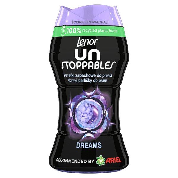 Lenor Unstoppables Dreams Wzmacniacz zapachu stosowany podczas prania 140g