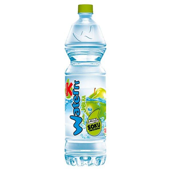 Kubuś Waterrr Napój o smaku jabłka 1,5 l