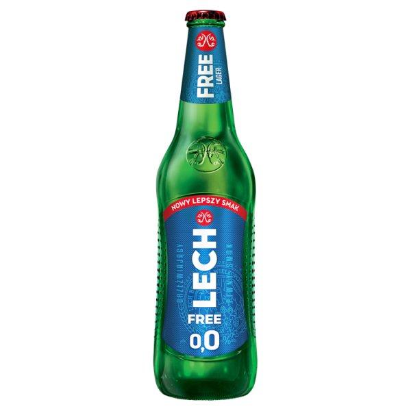 Lech Free Lager Piwo bezalkoholowe 500 ml