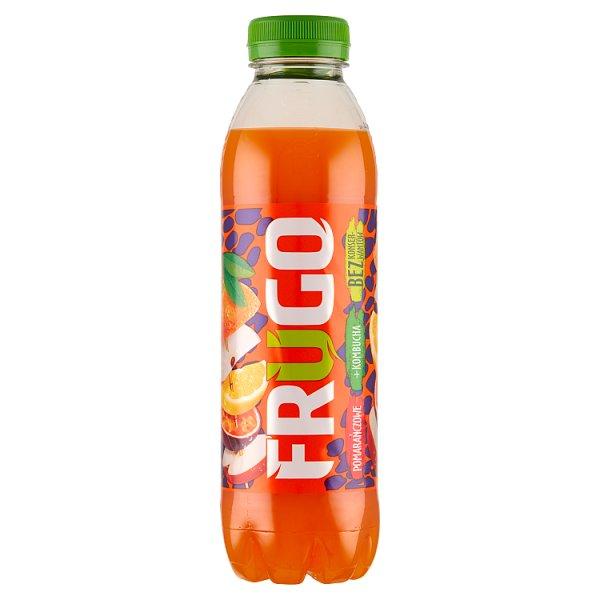 Frugo Napój wieloowocowy niegazowany pomarańczowe 500 ml