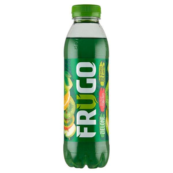 Frugo Napój wieloowocowy niegazowany zielone 500 ml