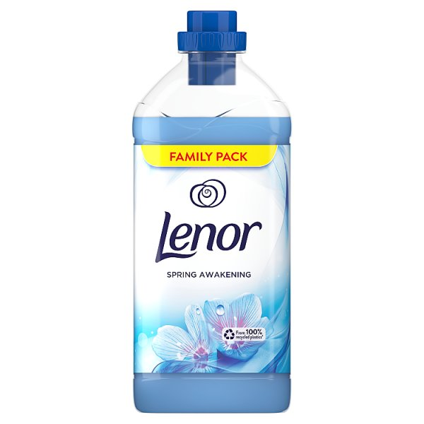 Lenor Spring Awakening Płyn do zmiękczania tkanin 1.8L, 60 prań,