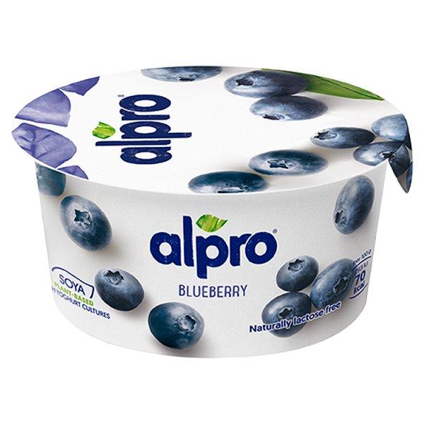 Alpro Produkt sojowy jagoda 150 g