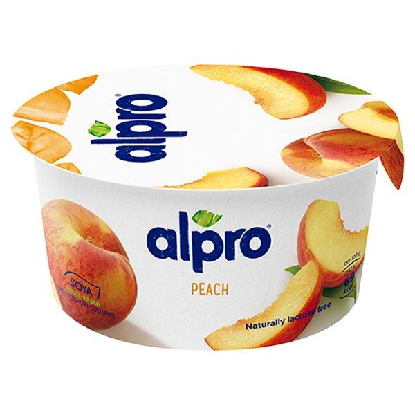 Alpro Produkt sojowy brzoskwinia 150 g