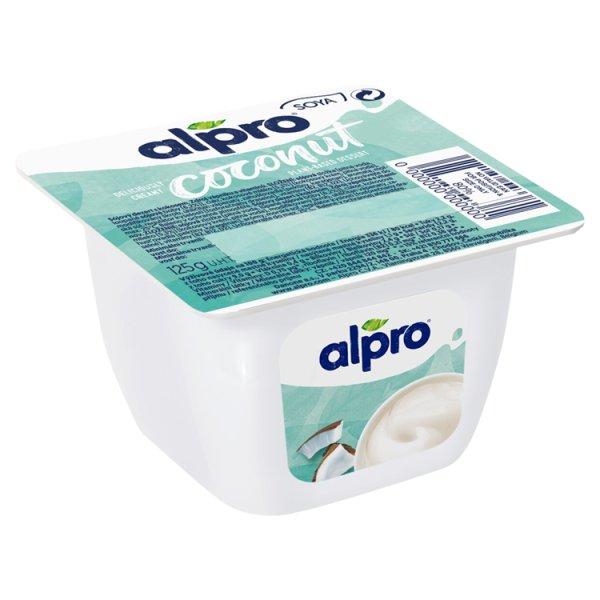 Alpro Deser sojowo-kokosowy 125 g