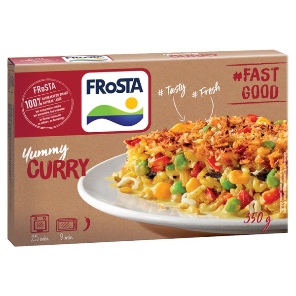 FRoSTA Curry 350 g
