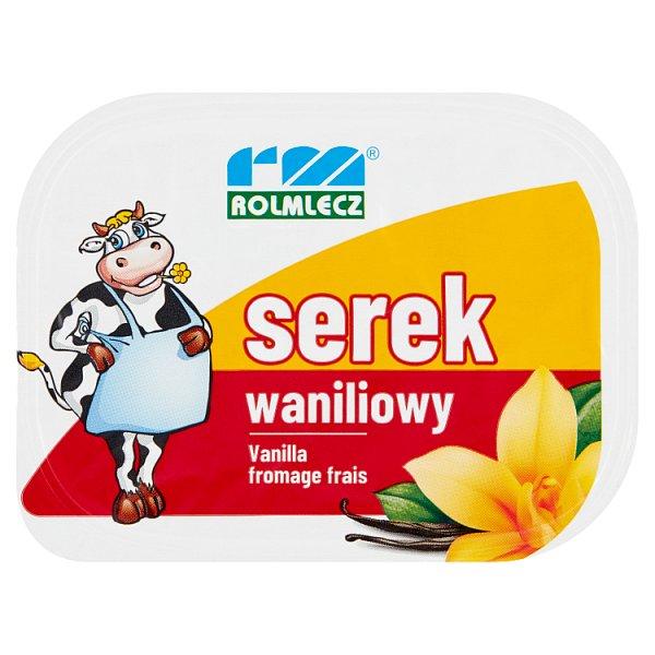 Rolmlecz Serek waniliowy 150 g