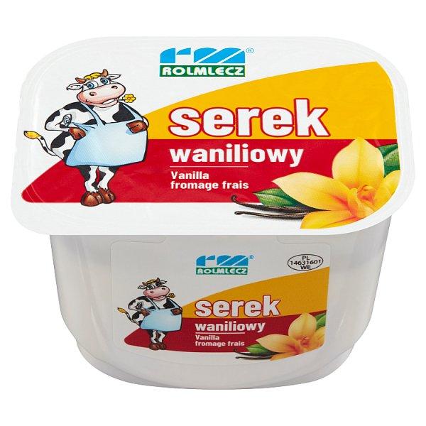 Rolmlecz Serek waniliowy 200 g