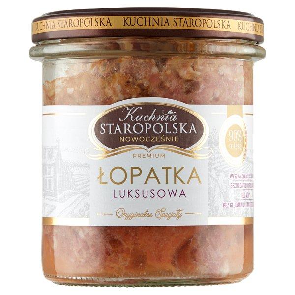 Kuchnia Staropolska Premium Łopatka luksusowa 300 g