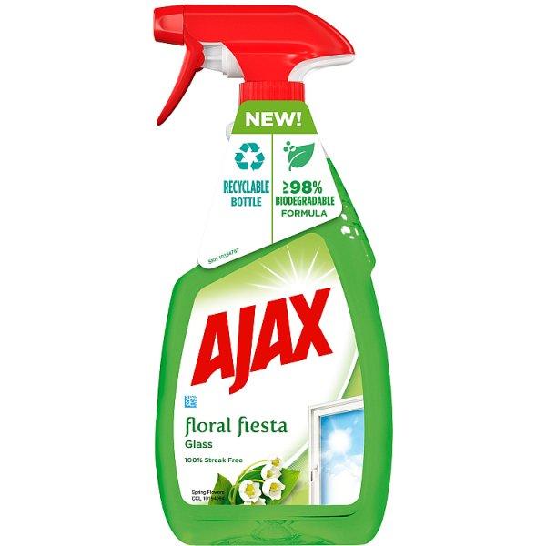 Ajax Floral Fiesta Sprig Flower Płyn do szyb 500 ml