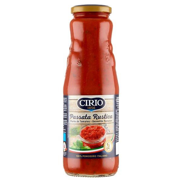 Cirio Przecier pomidorowy z bazylią 680 g